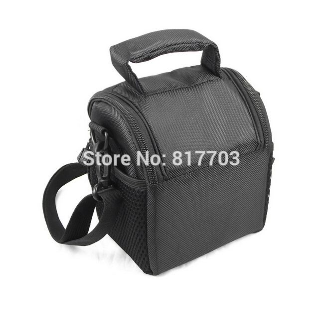Outdoor Sport Camera Case Bag for Sony DSLR a3000 a5000 A37 A35 A58 A57 A55 NEX3N C3 NEX5T NEX-5N 5R HX400 HX300 HX200 H400 H300 #Affiliate