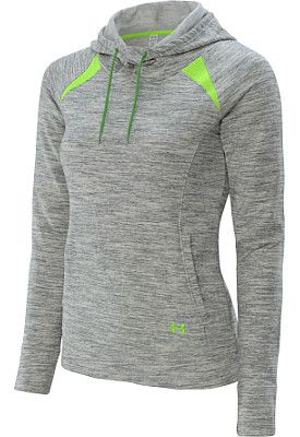UNDER ARMOUR Women's Charged Cotton Storm Marble Hoodie - SportsAuthority.com