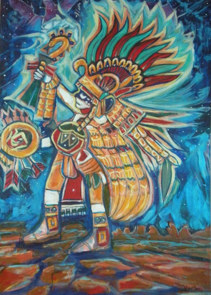 Huitzilopochtli #aztec | Social Studies 8 - Alberta ...