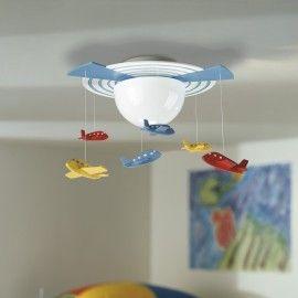 Lampa wisząca Samoloty - AVIGO