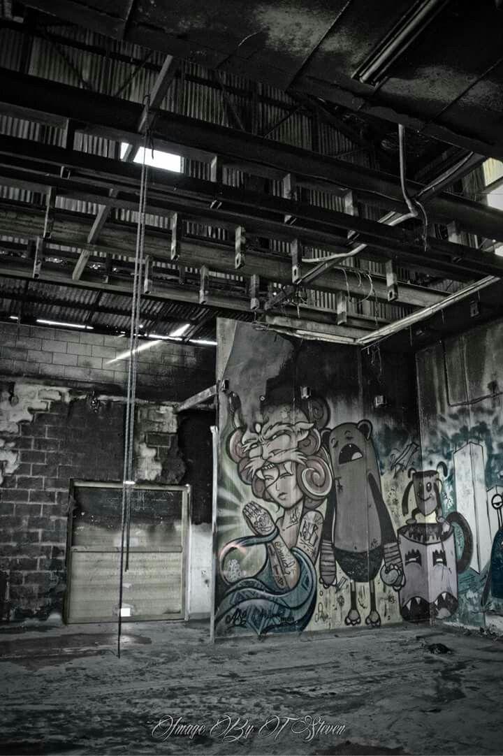 Graffiti #fadedcolour