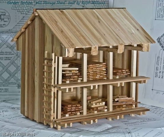 Lumber Storage Shed A Kit Personal Lumber Storage