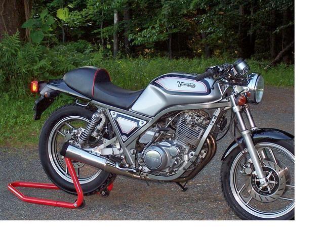 Yamaha Srx Cafe Racer