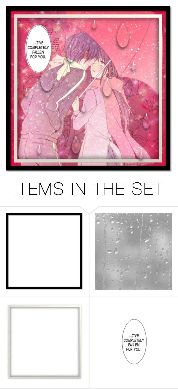 """""""Without You I Am Color Blind, It's Raining Every Time I Open My Eyes"""" by unicorn8cupcake ❤ liked on Polyvore featuring art"""