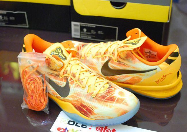 "Nike Kobe 8 ""Shanghai"" aka ""Fireworks"""