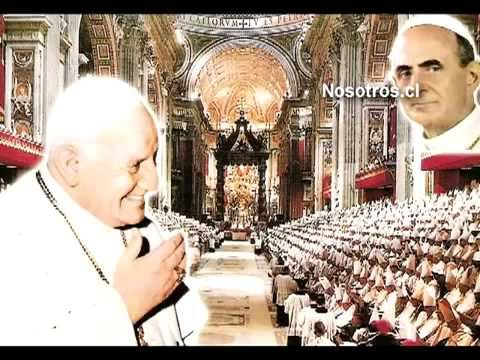 Escalofriantes revelaciones de ex Sacerdote Jesuita - YouTube