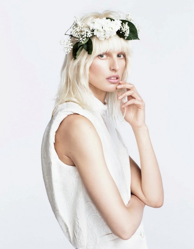 kakor5 620x793 Numéro Tóquio | Editorial de Moda Junho 2013 | Karolina Kurkova por Nino Muñoz