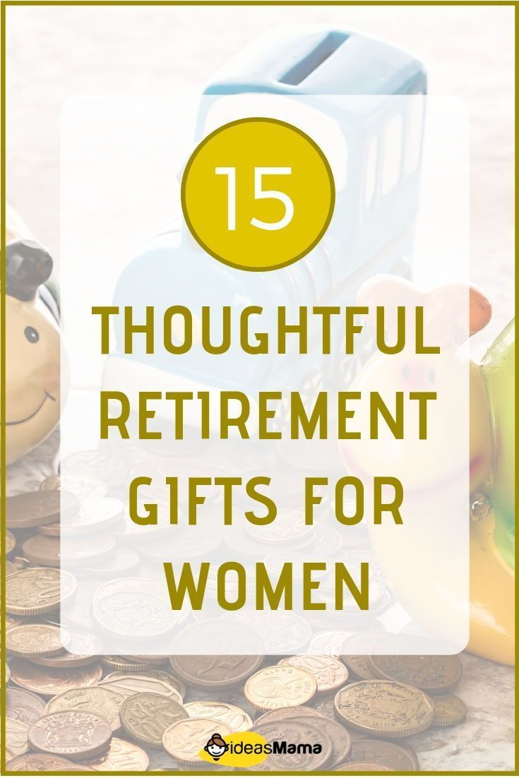 15 thoughtful retirement gifts for women in 2020