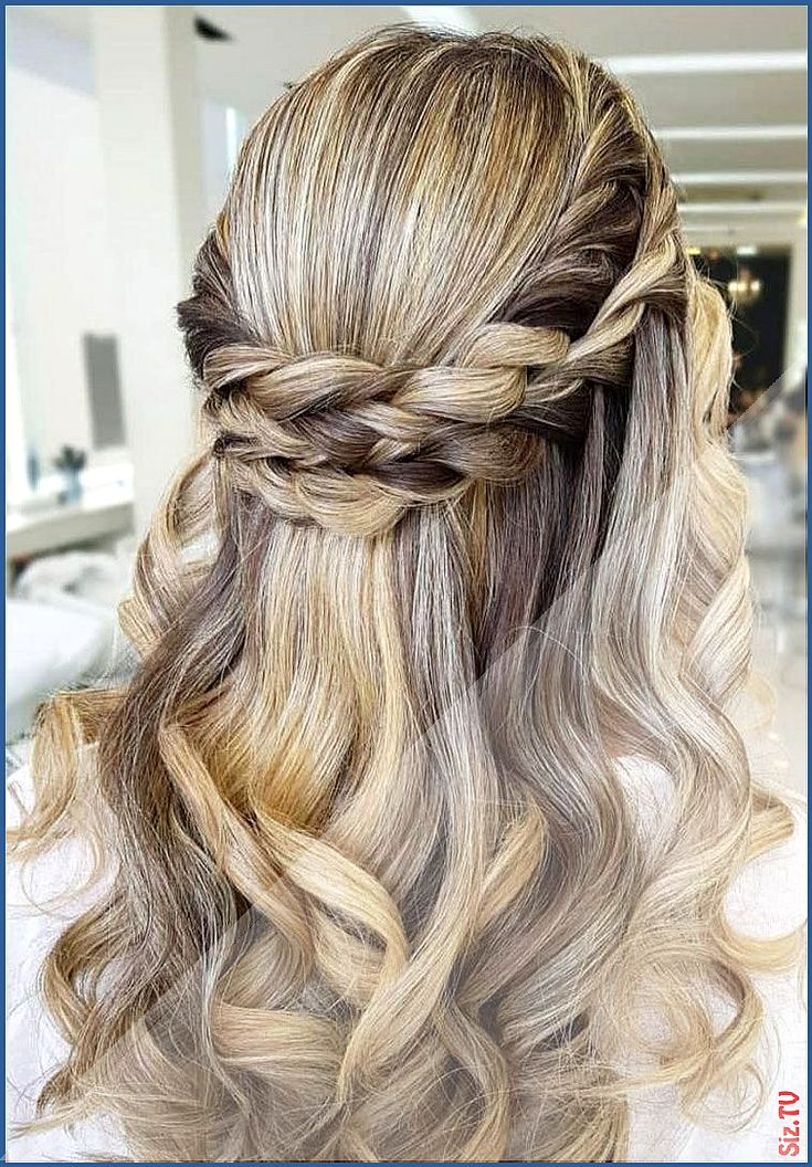 30 Beautiful Prom Hairstyles That ll Steal the Night Best ...
