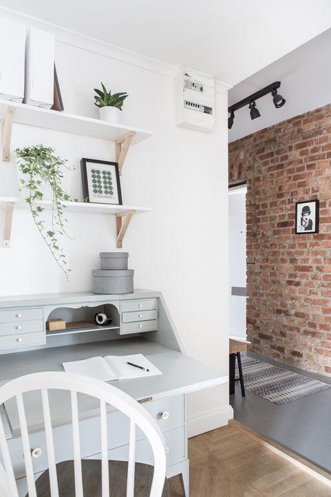 25 beste idee n over klein appartement wonen op pinterest kleine appartementen decoratie - Decoratie klein appartement ...