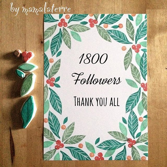 Instagram media by mamalaterre - Thank you