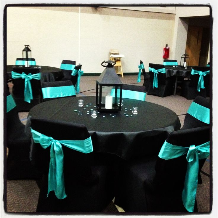 Maybe Replace The Turquoise With Silver Or White For My Wedding With Baby  Pink Center Pieces
