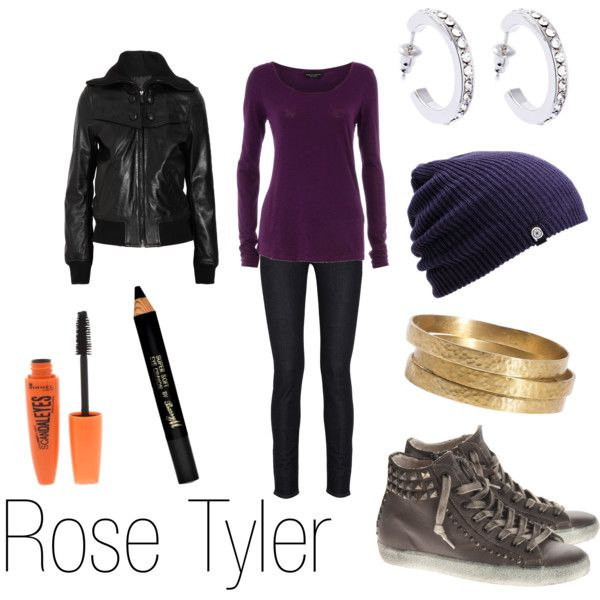 Rose Tyler - Costume idea to compliment Doctor Who Costume!