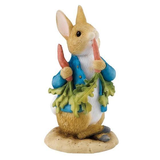 Beatrix Potter Peter Ate Some Radishes Figurine