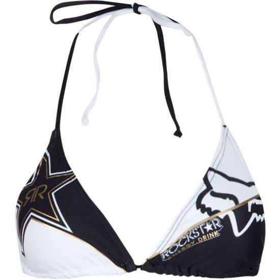 FOX Rockstar Goldie Bikini Top 189154100   swim   Tillys.com