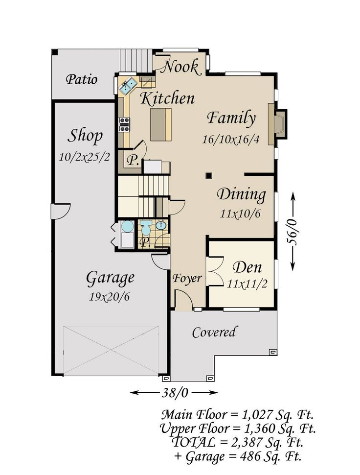 Rosy is a very beautiful hip roof modern house plan with a