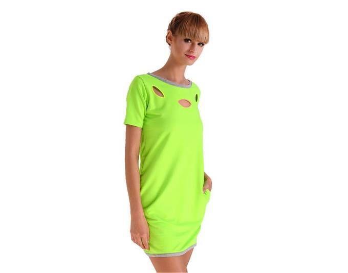 Kleider neon farben