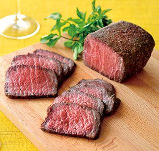 阿部牛肉加工 白老牛ローストビーフ