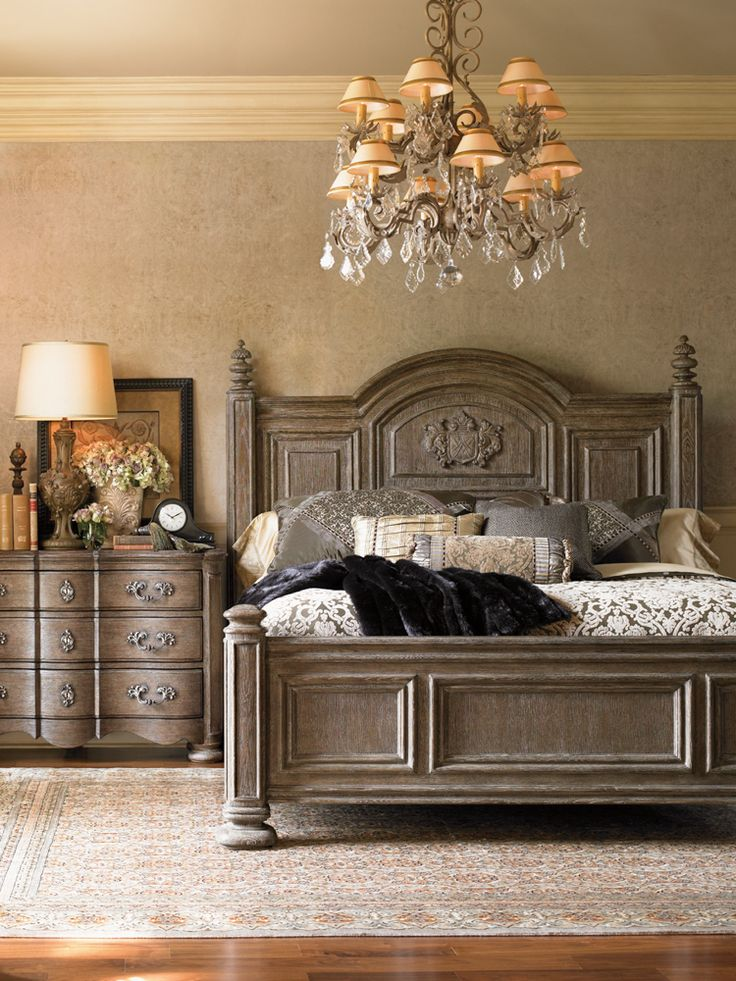 Lexington Home Brands   La Tourelle   Bedroom Set