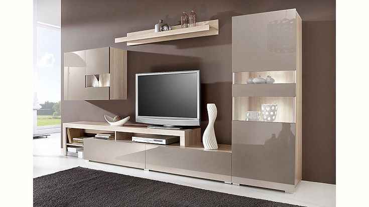 tolle wohnw nde g nstig online kaufen wohnzimmer en. Black Bedroom Furniture Sets. Home Design Ideas