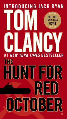 The Hunt for Red October (Jack Ryan) by Tom Clancy