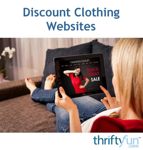 There are many websites that you can order discount clothes from online. This is a guide about discount clothing websites.