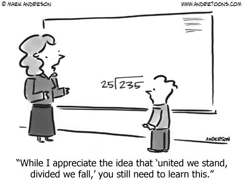 Math Cartoon #6440 ANDERTOONS MATH CARTOONS
