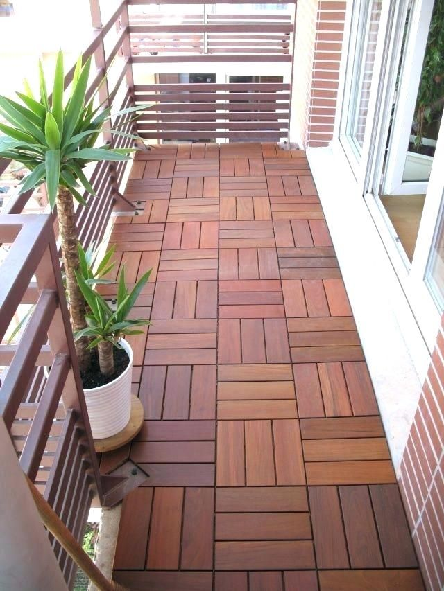 Image result for balcony tile Small balcony design