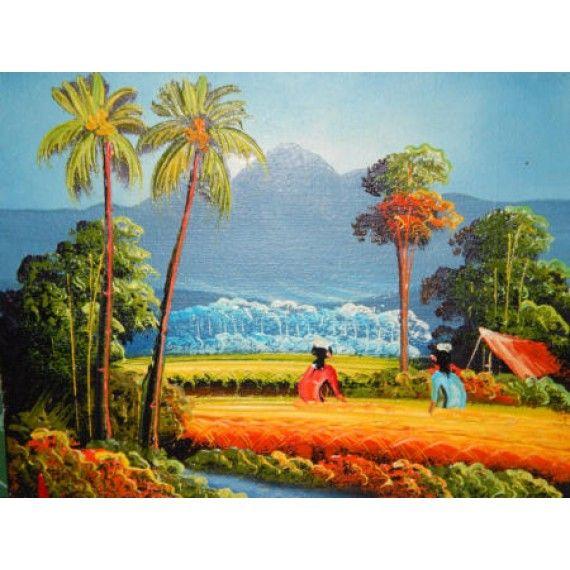 Lukisan abstrak motif pemandangan panen padi  Panajang : 25 cm  Lebar : 20 cm  Bahan : Kanfas  Cocok digunakan sebagai penghias dinding anda,  Dan juga bisa sebagai benda pajangan di meja anda.