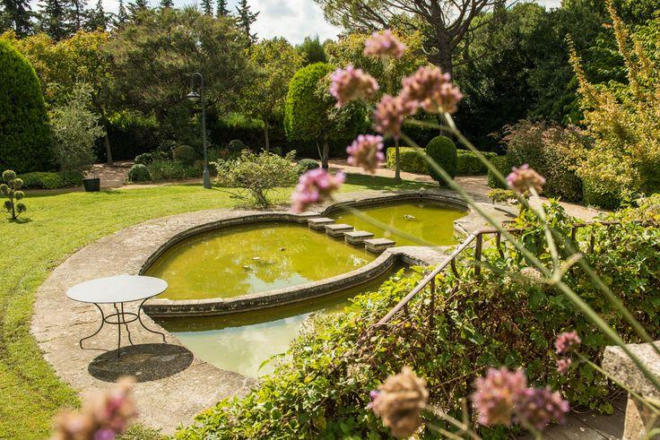 jardin du Louis XV #lacabrodor #baumaniere #relaischateaux