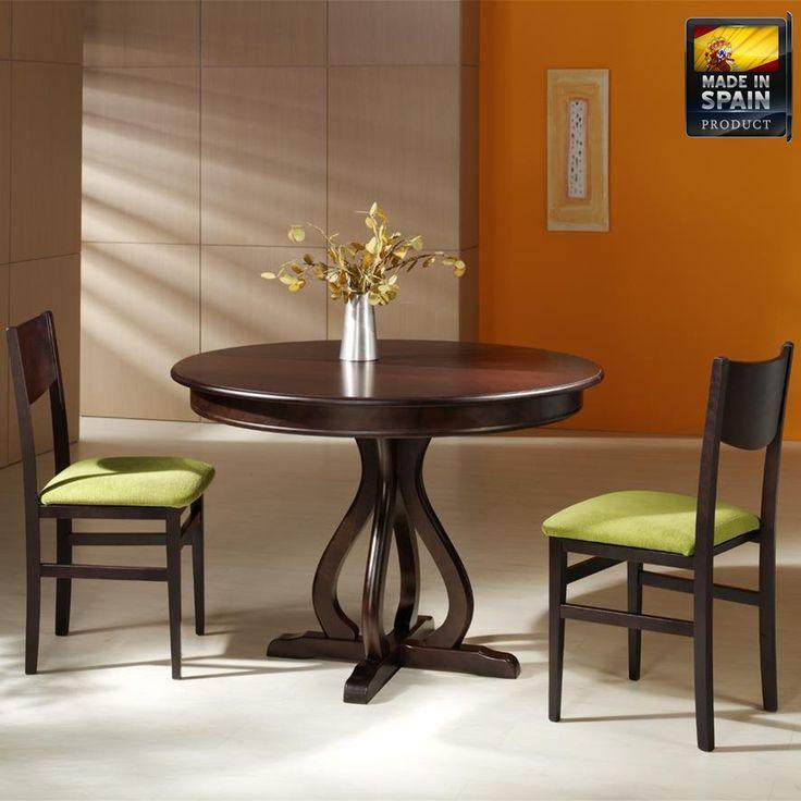 M s de 25 ideas incre bles sobre mesa redonda extensible for Mesa redonda salon