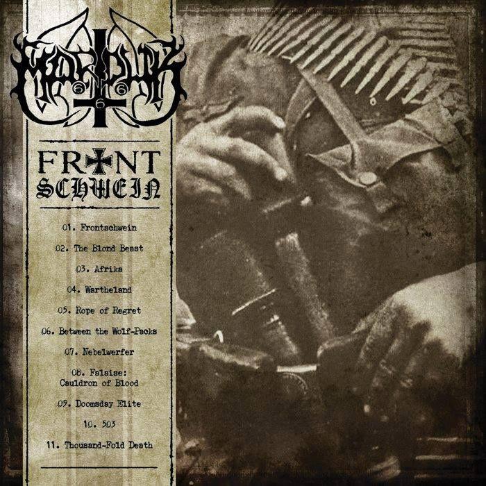 """Cresta Metálica Producciones » Marduk – """"Frontschwein"""""""