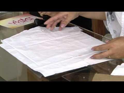 ▶ Aprenda a fazer um porta lingerie muito fofo! - YouTube