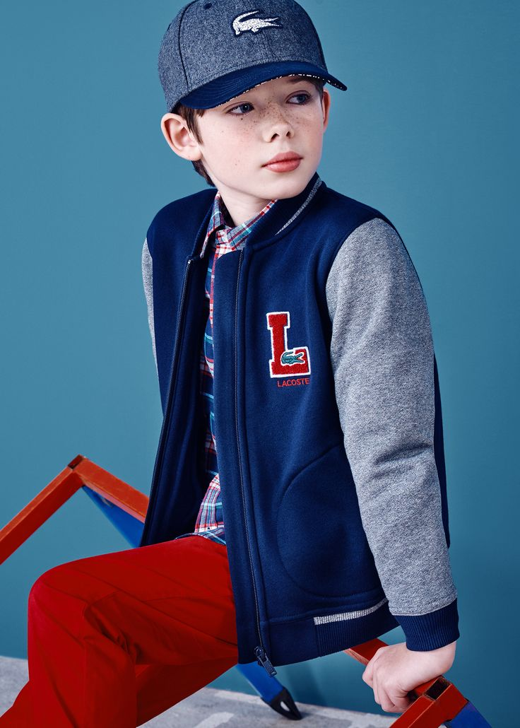 Shop Lacoste AW16 at Childrensalon.com | OUTFIT | Kids ...