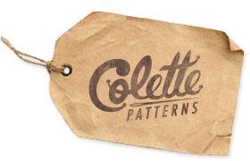 Colette Patterns | Certains patrons bilingues-Some bilingual patterns | https://www.facebook.com/colettepatterns/?ref=ts&fref=ts