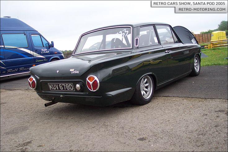 #Ford #Cortina Mk1 GT KUV678D