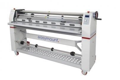 Easymount EM1600 SHW Double Hot Roller WF Laminator