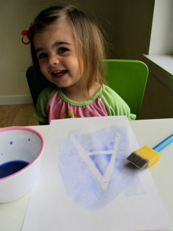 alphabet for starters - easy alphabet activities to introduce your child to letters!