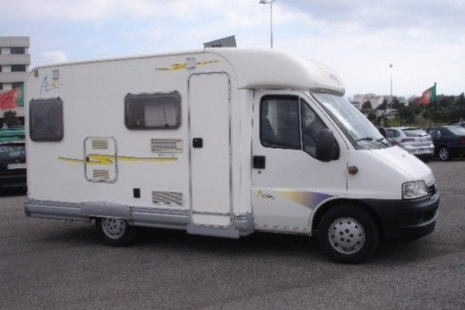 class 0 - sunviling surf 700 - motorhome rental in Portugal.