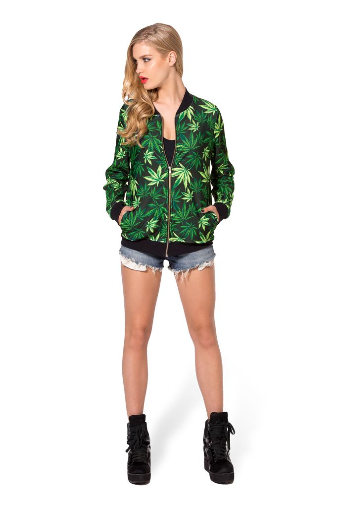 Woah Dude 2.0 BF Bomber - LIMITED by Black Milk Clothing $110AUD