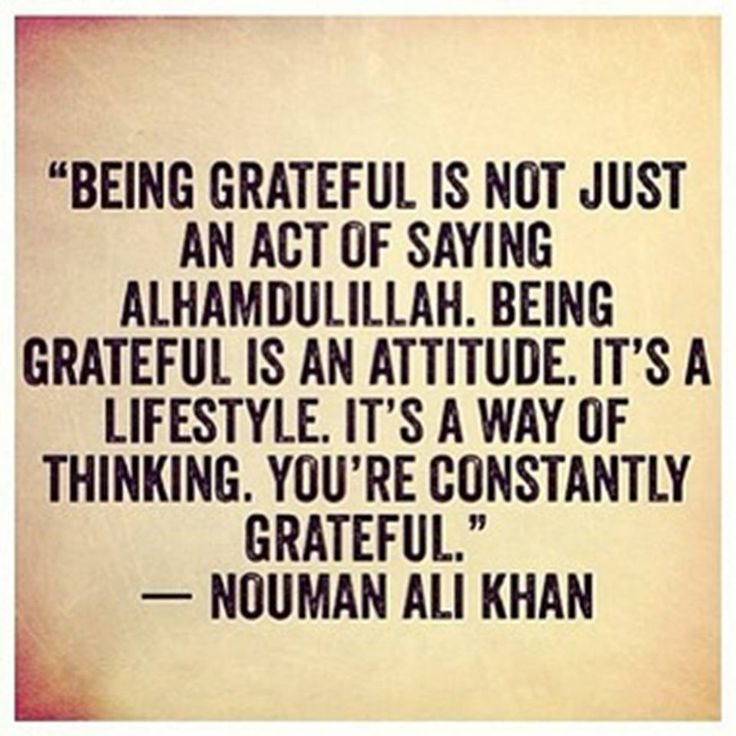 Positive Thinking Quotes From Quran: 76 Best Images About Gratitude On Pinterest