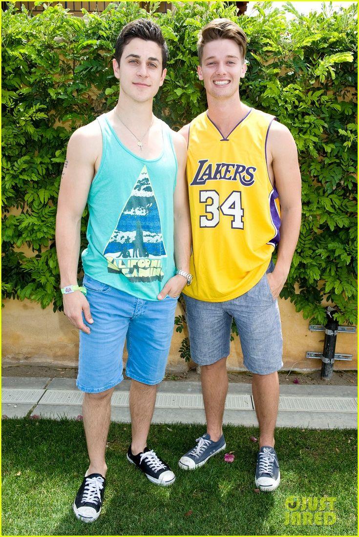 Coachella style: David henrie & Patrick Schwarzenegger
