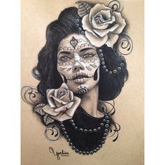 Dona Perla by artbyYvelise.deviantart.com on @deviantART