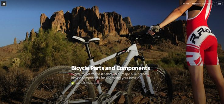 Bicycle Parts and Components