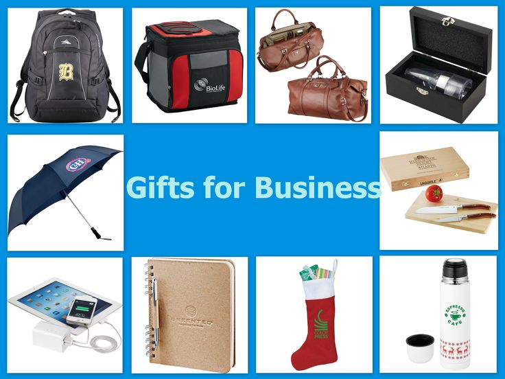 Gifts for Business from HotRef.com