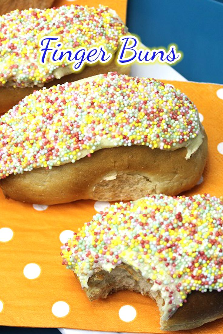 These finger buns are soft, fluffy, out of this world delicious but what's best is they are preservative free!