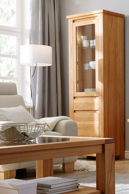 Die besten 25+ Vitrinenschrank Ideen auf Pinterest Vitrine - wohnzimmer vitrine weis hochglanz