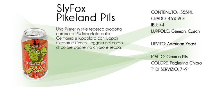 - F&G SRL Premium Worldwide Beverage -   Slyfox #birraartigianaleamericana #buffalobeershop #beer #birra #usa #hops #luppoli #malt #malto #bottle #can #keykeg #spina #lattina #bottiglia #pint #pinta #ibu #ipa #pale #ale #red #black #blonde #drink #goodbeer #ilovebeer #tivogliobere #slyfox #pennsylvania