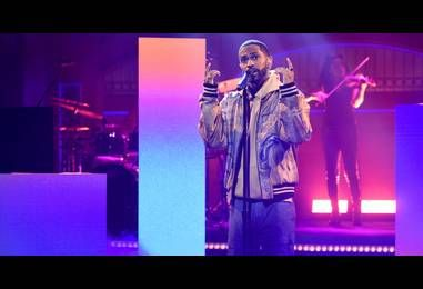 Big Sean to Open 'I Decided' Pop-Up Shops