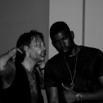 Thom Yorke + Flying Lotus at Low End Theory L.A.